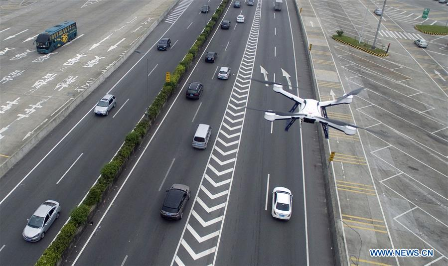 First Steps Toward Drone Traffic Management Bad Drivers