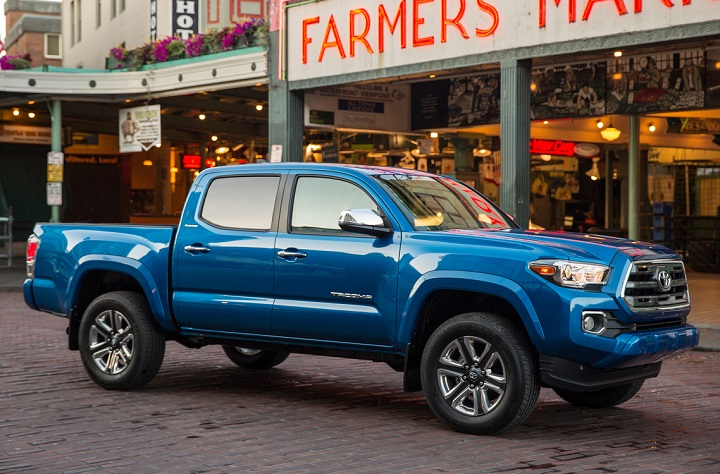 2017 toyota tacoma review bad drivers. Black Bedroom Furniture Sets. Home Design Ideas